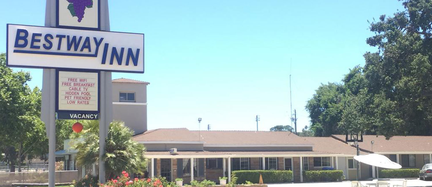 ENJOY AFFORDABLE ACCOMMODATIONS AT THE BESTWAY INN, PASO ROBLES, CA