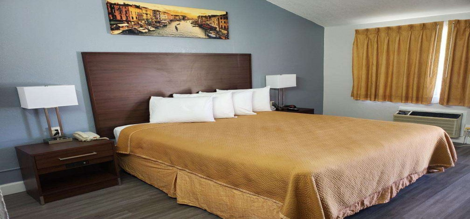 ENJOY AFFORDABLE ACCOMMODATIONS IN PASO ROBLES, CA